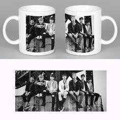 tasse I NEED U BTS  http://fr.aliexpress.com/item/Bangtan-Boys-BTS-Mugs-Magic-K-POP-Custom-made-Mug-Ceramic-cup-1pcs-Tea-Coffee-Cup/32355799987.html