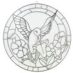 stained glass bird patterns - Yahoo Image Search Results