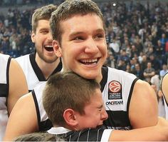Basketball is love. Bogdan Bogdanovic.