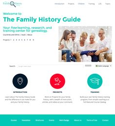 For some time now, I have been using The Family History Guide  as a supplement to recommend when helping patrons in the Brigham Young Uni...