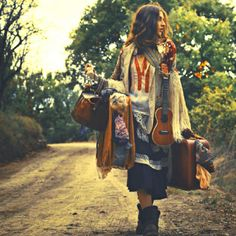 hittin' the road...  Spell and the Gypsy Collective.