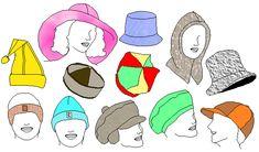 Leena's.com: hat PatternMaker Tutorial Web Site