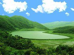 Rih Dil Lake in Mizoram, India