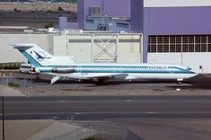 Boeing of Repuplic Airlines at Phoenix Sky Harbor Republic Airlines, Turbine Engine, Commercial Aircraft, Airplanes, Aviation, Vintage Airline, Jets, Alaska, Phoenix