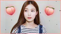 새내기를 위한 복숭아 메이크업 Peach Makeup Tutorial for Freshman