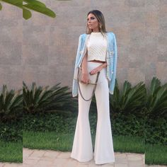 "1,140 Likes, 42 Comments - Maria Rosa Guerra (@mariarosaguerra) on Instagram: ""LookOfTheDay!  Com o casaquete {must have absoluto} da @carolbassibrand para @shoplixmix!  Todas…"""