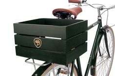 Wooden City Crate - Pure City Cycles