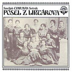 Divadlo Járy Cimrmana na CD Posel z liptákova
