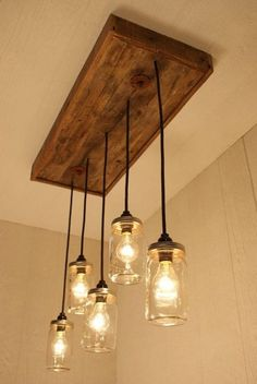 Amazing Rustic Hanging Bulb Lighting Ideas 19