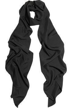 Lanvin|Silk scarf |NET-A-PORTER.COM