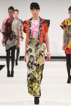 Dae Byn Lee Graduate Fashion Week 2012