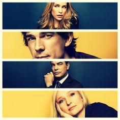 Covert Affairs - Season 3 & 4 Promo Pics