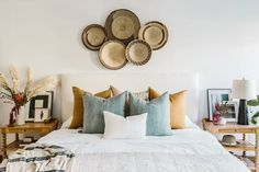 One Affirmation creates hand-made custom pillows created from designer + vintage textiles from skilled artisans around the world. Green Pillow Covers, Green Pillows, Wool Pillows, Bed Pillows, Leather Pillow, African Mud Cloth, Pillow Cover Design, Make Your Bed, Designer Pillow