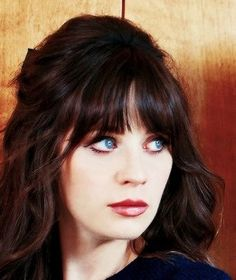Zooey Deschanel: quirky and beautiful.