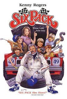 Six Pack - Filmed in Acworth, Georgia, 1982...what? I loved this movie!  Lil Kenny Rogers..why oh why mess up that beautiful face.
