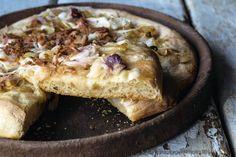 Pizza Napoletana all'Americana tonno e cipolla di Tamara