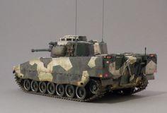 A frosty CV9040B | Plasticwarfare