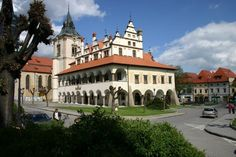 Levoča, Spišský Hrad and the Associated Cultural Monuments, Slovakia. Inscription in Extension in Criteria: (iv) Heritage Center, Beautiful Places In The World, Eastern Europe, World Heritage Sites, Culture, Mansions, Country, Architecture, Monuments