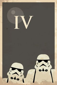 Star Wars Episode IV: A New Hope by Malc Foy