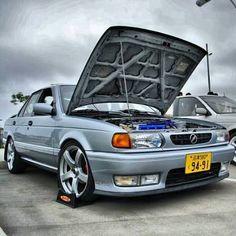 Resultado de imagen para TSURU B13 Nissan Sentra, Nissan V16, Psych, Guns, Cars, Exotic Cars, Motors, Atelier, Weapons Guns