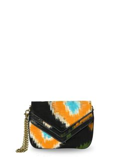 Matt & Nat Nirvana clutch--like the colors and pattern