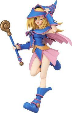 Yu-Gi-Oh! Dark Magician Girl Figma Action Figure #action #figure #figma #girl #magician #dark
