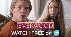 Everwood streams free on cwseed.com and the CW Seed App, available on Roku, Amazon, Apple TV, iOS, Android and Chromecast.