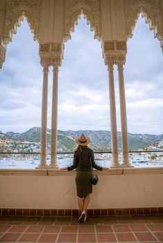 Catalina Casino - Photos that will inspire you to visit Catalina Island off the coast of Southern California, one of the best island destinations in the USA!