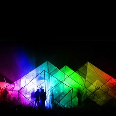 We mix art, technology and light, bringing meaningful moments and wonder to peoples lives.