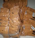 Baju pramuka lengan pendek No 5 = Rp 33.000 ukuran 38x48 cm bahan oxford, jahitan halus berat 0.14 kgs Jln. Abdulrahman Saleh No 394, Manyaran, Semarang. Hub kami di nomor 0813-2563-7771