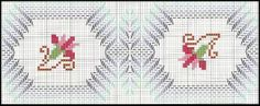 Vagonite - Punto Yugoslavo Swedish Weaving Patterns, Monks Cloth, Weaving Designs, Point Lace, Decorative Towels, Bargello, Cross Stitch Flowers, Needle And Thread, Embroidery Stitches