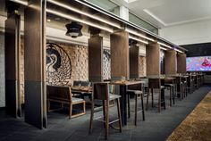 Kiyomi / Jupiters Casino, Broadbeach. Design by Luchetti Krelle (in collaboration with Steelman Partners). Photography by Michael Wee.