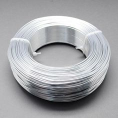 2mm Aluminum Wire Jewelry Findings for Jewelry Making DIY , about 50m/roll #Affiliate