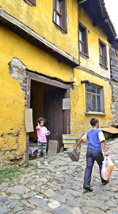 Cumalikizik Village, Turkey