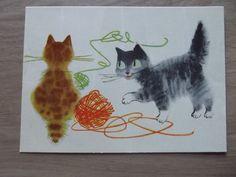L.Härm, postkaart aastast 1963, postitamata