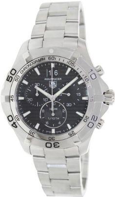 Tag Heuer Aquaracer Grande Date Black Dial Men's Watch CAF101E.BA0821 #best #sellers #luxury #watches