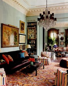 New orleans Style Home Decor . 24 Unique New orleans Style Home Decor . for the Love New orleans Architectural Styles Places In the Home New Orleans Decor, New Orleans Homes, New Homes, Eclectic Living Room, Living Spaces, Living Rooms, Home Decoracion, English Decor, Design Furniture