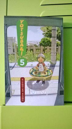 Yotsuba&! manga by Kiyohiko Azuma. http://marinaillustrates.tumblr.com/post/142506989976/yotsuba-is-another-manga-i-buy-regularly-for-my