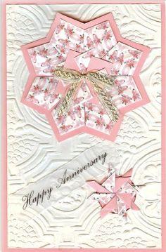 Iris Paper Folding Templates   FREE TEA BAG FOLDING PATTERNS   Browse Patterns