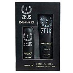 Zeus Beard Shampoo and Conditioner Set Verbena Lime 8 oz Beard beard rash Best Beard Wash, Best Beard Shampoo, Beard Shampoo And Conditioner, Mens Shampoo, Hair Shampoo, Beard Softener, Vanilla Rum, Beard Growth Oil, Autos