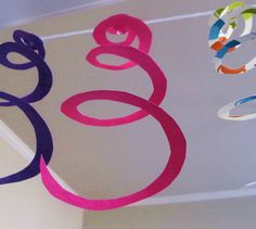 My Kids are Freaks!: diy Party Decorations