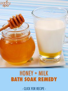 Dr Oz gave a bunch of ancient home remedies on a segment called Uncovering Buried Beauty Secrets on The Doctor Oz Show.  One of the Natural Home Remedies he mentioned was the Milk & Honey Bath Recipe that comes from Ancient Egypt.