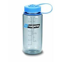 #8: Nalgene Tritan Wide Mouth BPA-Free Water Bottle
