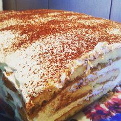 Tiramisu cake!
