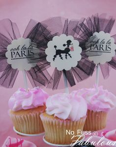 hello sugar plum fairy ccakes!- make them into wands for the girls?