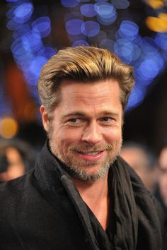 Brad Pitt | An Official Ranking Of The 51 Hottest Bearded Men In Hollywood