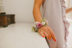 Flower Bracelet - Amor e Lima - www.amorelima.com