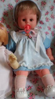 Boneca bochechinha Estrela