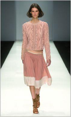 Vanessa Bruno womens spring summer 2013 // SCENARIO // luxury lifestyle magazine