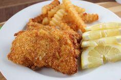 Pan Fried Lake Trout Recipe